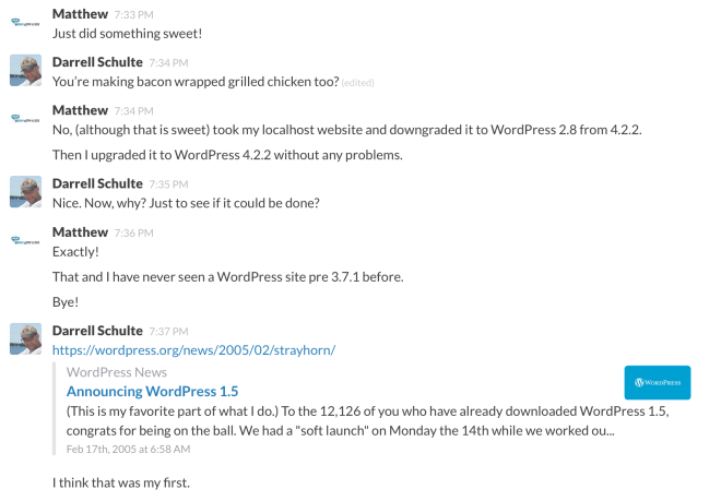 A #forums Slack conversation I had with Matthew.